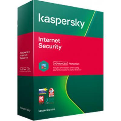 Kaspersky Internet Security Licenta electronica